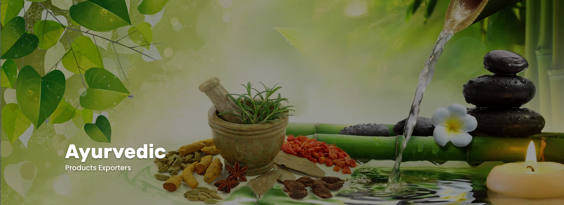 Ayurvedic - Ayush Herbal Products Supplier in India