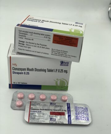 DIVAPAM-0.25(Tablets) Supplier & ExporterDIVAPAM-0.25(Tablets)