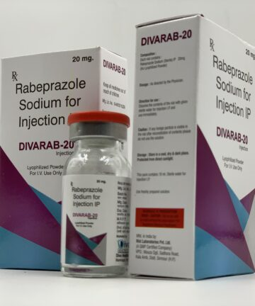 Divarab-20(Injection), Nutraceuticals Third Party Manufacturers in IndiaDivarab-20(Injection)
