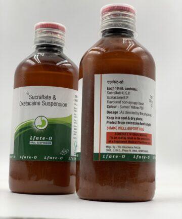 Lfate-O(Oral Suspension), Contract Pharmaceutical Exporters in IndiaLfate-O(Oral Suspension)