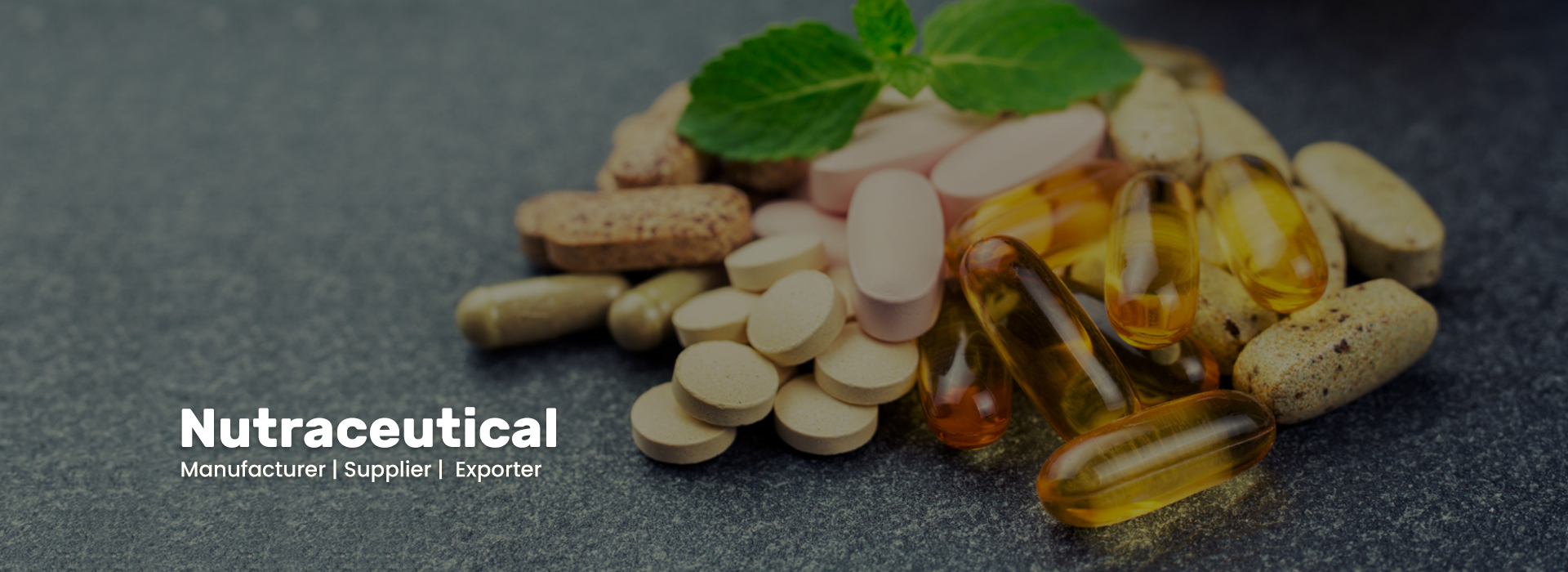 Nutraceutical Manufacturer, Third Party Pharmaceutical Manufacturer in India